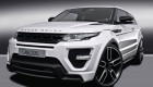 Range Rover Evoque - Caractere Exclusive