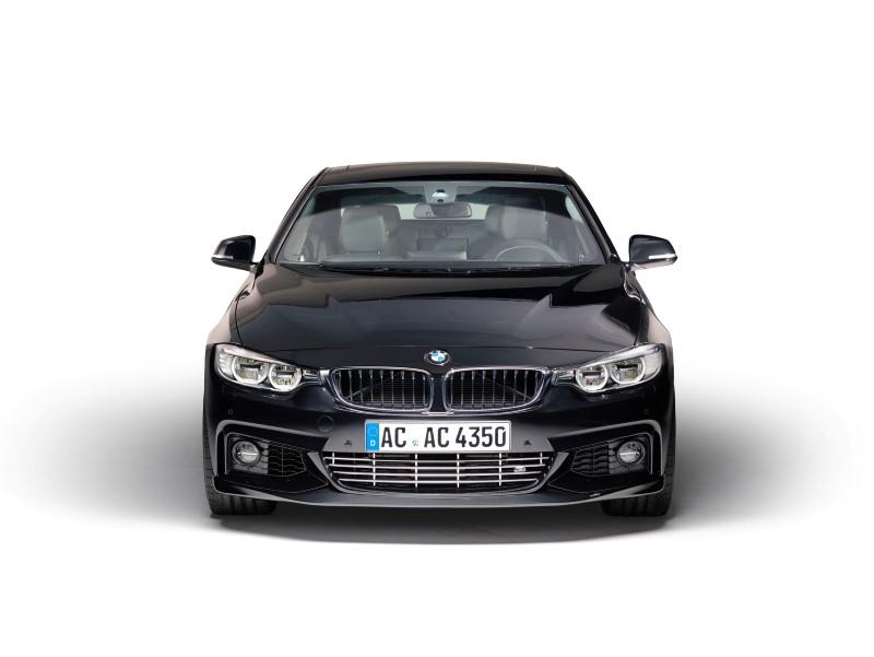 M3//M4 AC Schnitzer Heckschürzen-Schutzfolie für BMW 4er BMW F32//F33//F36